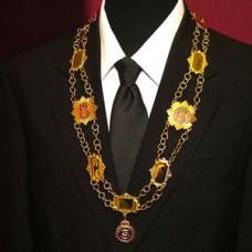 RAOB CP Open Chain collar