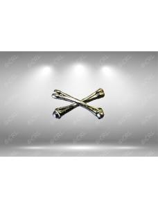 Crossed Bones Emblem